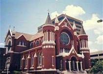 Shreveport,La. Trinity Catholic, Church Architecture, Old Churches, Lsu, Shreveport Louisiana, Old Things, Mansions, House Styles, Mardi Gras