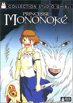 Princess Mononoke - Hayao Miyazaki's movies are the only anime movies I can watch.  This one is great though.