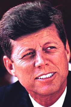 http://en.wikipedia.org/wiki/John_F._Kennedy  Great ......Beauty ......❤