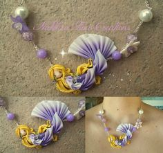 Rapunzel Mermaid Princess by Nakihra on DeviantArt