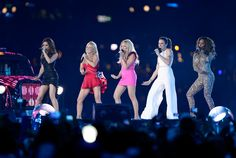 Highlights From the London 2012 Olympics Closing Ceremony: Kate Moss, Naomi Campbell, the Spice Girls, and Alessandra Ambrosio - The Cut