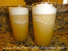 And yet one more frozen butter beer recipe....
