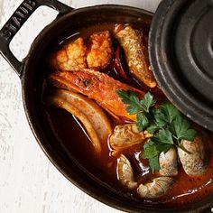 イタリアの家庭料理「シーフード・トマトスープ」の作り方 - macaroni …
