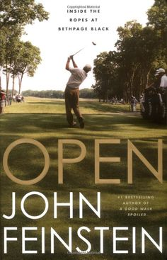 """OPEN"" by John Feinstein"