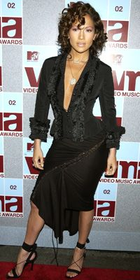 Jennifer Lopez in Alexander McQueen - 100 Best Dresses of the Decade - Get Star Style - Fashion - InStyle.com