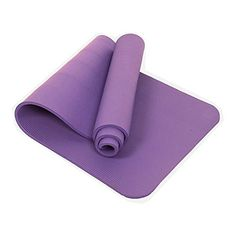 OuTera 1 Year Warranty12 Extra Thick 72 X 24 10mm Igh Density Durable Exercise Yoga Mat * Check out the image by visiting the link. (Note:Amazon affiliate link)