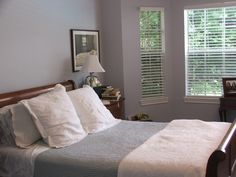 Paint color = Benjamin Moore Silver mist
