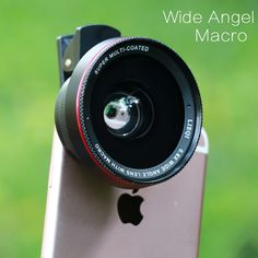 Aliexpress.com : Buy LIEQI Pro 58mm 0.67X Wide Angle Lens with 10x Macro Lens for iPhone Sumsang Smartphone Mobile Phone from Reliable lens brush suppliers on DHphoto