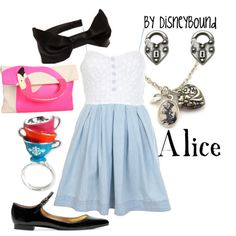 Because who doesn't secretly wish they were Alice in Wonderland?