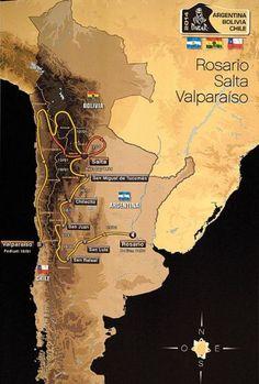 El Gobierno alista primera cuota por el Dakar 2014