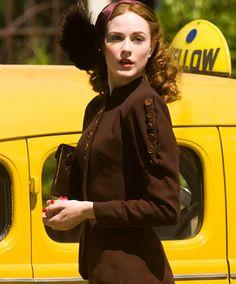 Mildred Pierce costumes