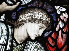 Image result for burne jones stained glass windows