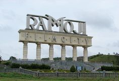 Ramoji Film City (Hyderabad).  They say the Film City is built on the war grounds of Nizam Sultans. Many paranormal activities have been reported in the Film City in the past, like things moving, mirrors with different marks in Urdu language, torn clothes, etc.