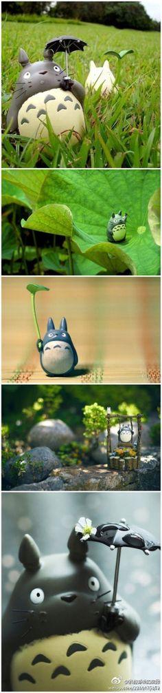Tonari no Totoro / My Neighbor Totoro SCULPTURES