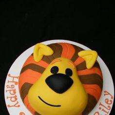 Raa raa cake Party ideas Pinterest Cake Birthday cakes and
