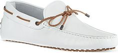 Tod's TODS Gommino Driving Shoes in Leather on shopstyle.com