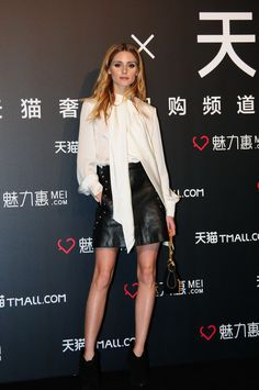 Fashion Genius Olivia Palermo Has Just Solved Your Day-to-Night Outfit Dilemma