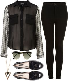 """""""Untitled #426"""" by lovelyfashionstuff ❤ liked on Polyvore"""