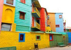 La Boca, Buenos Aires - só me traz boas lembranças!