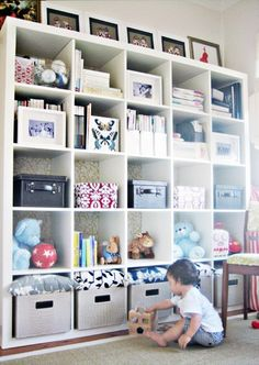 Nursery using Expedit