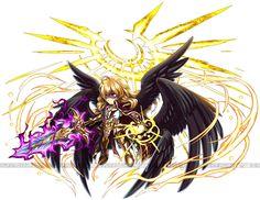 漆翼の天帝エリオール