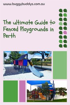 Make sure you take a look at the ultimate guide to fenced playgrounds in Perth. Here, you will find everything you need for a fun and safe playground experience. Browse the beautiful photos and get inspired! #kids #families #Perth Open Water, Playgrounds, Car Parking, Perth, Families, Things To Do, Inspired, Outdoor Decor, Fun