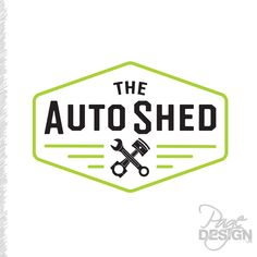 Logo design for The Auto Shed, NZ Car Logos, Page Design, Vehicle, Shed, Branding, Graphic Design, Tips, Brand Management, Identity Branding