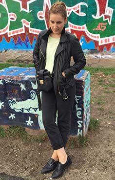 Konzert Outfit: The Stylelist Michelle: Zalando Mitarbeiter zeigen ihren Style