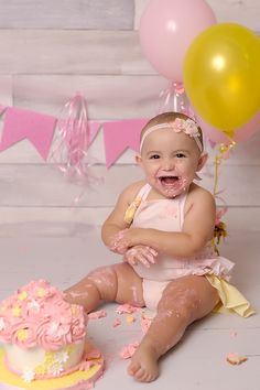 Cake Smash, Baby, Photography, Newborn Babies, Infant, Baby Baby, Doll, Babies, Infants