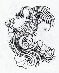 peacock by Monarc77.deviantart.com on @deviantART