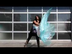 ▶ (Fulfilled) Called to Flag Worship Flags Dance Praise Banners - YouTube