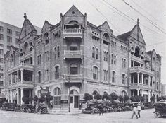 The Driskill Hotel - 12 of The South's Most Haunted Places - Southern Living Most Haunted Places, Scary Places, Places To See, Abandoned Buildings, Abandoned Places, Austin Hotels, Haunted Hotel, Ghost Hunting, Ghost Stories