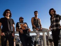 """Canal Electro Rock News: Do stoner ao grunge, The Spacetime Ripples lança disco de estreia, """"Legend of Creation"""""""