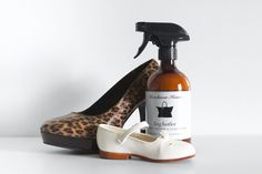 Bag Butler is not just your Mother's silicone-free leather cleaner. Our plant-based formula works on shoes for the entire family as well as bags, car seats, jackets and more. Feel good about getting party-ready.