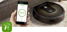 Download the iRobot HOME App