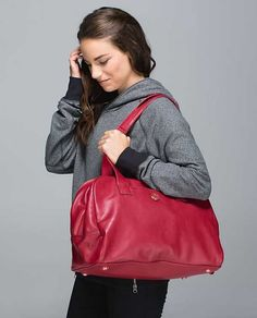 urban sanctuary bag | women's bags | lululemon athletica!! I want this bag so bad! It would be great for cancun!!