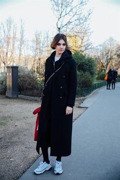 A Parigi è iniziata la Settimana della Moda, e tutte le top e