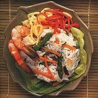 Springtime Sushi Nest Recipe