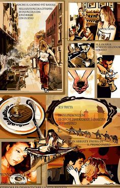 History of coffe.