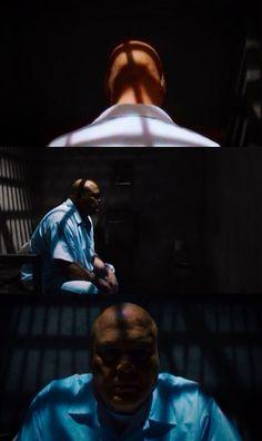 1x13 - Daredevil - Wilson Fisk Behind Bars