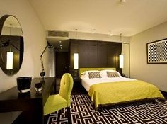 The Fitzwilliam Hotel in Dublin, Ireland is a well-appointed, five star hotel situated in the heart of the city.