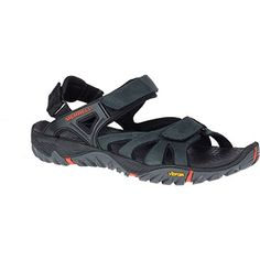02f8d6feddfc Merrell Mens All Out Blaze Sieve Convert Hydro Walking Sandals. Amazon.co.uk
