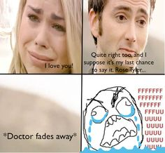 I couldn't handle the tears... #doctorwho