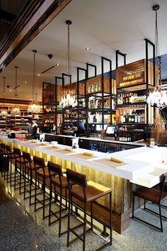 Holtwood Hipster: Designer Dining // Cucina Enoteca