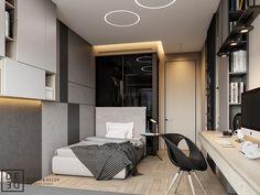 1aff83e7b6 DE DE Georgeous minimalism with wooden accents on Behance Hosťovská Izba