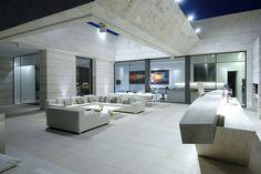 Salotti Allaperto : Villa at danzante bay by kevin b. howard architects pinterest