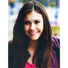 Elena Gilbert Doppelgängsta ❤ liked on Polyvore featuring jewelry, necklaces, nina dobrev, girls, nina, people - nina dobrev, pin necklace, amber necklace, pin jewelry and amber jewelry