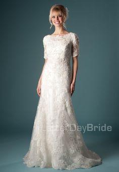 Celestial - Wedding Dress Front