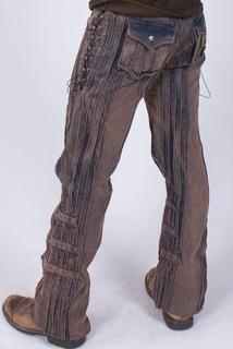 8da5d485cf7b8 Gaucho Pants - HD Stretch - Gold Dust