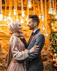 Wedding Picture Poses, Wedding Pictures, Cute Muslim Couples, Cute Couples, Wedding Bride, Wedding Day, Wedding Dresses, Bridal Hijab, Anniversary Decorations